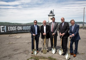 Edge-On-Hudson Groundbreaking photo 1