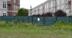 mesh edge fence