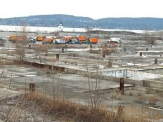 GM's Sleepy Hollow facility has been closed since 1996. (file photo)